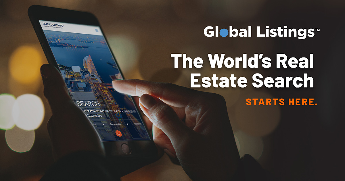 Global Listings The World S Property Listings Search Starts Here