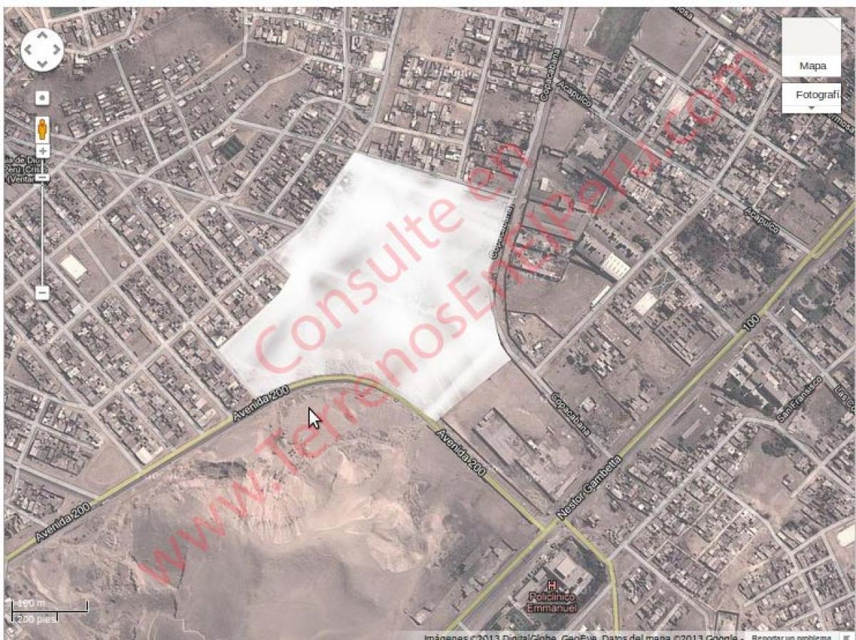 Picture Of Land For Sale In Callao Peru