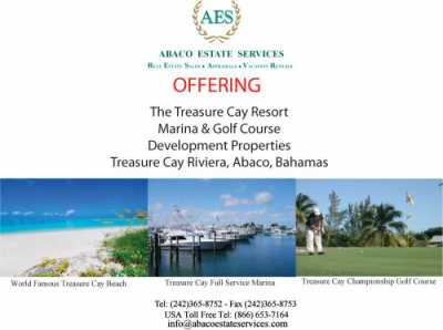 Commercial Real Estate For Sale in Abacos Islands, Bahamas