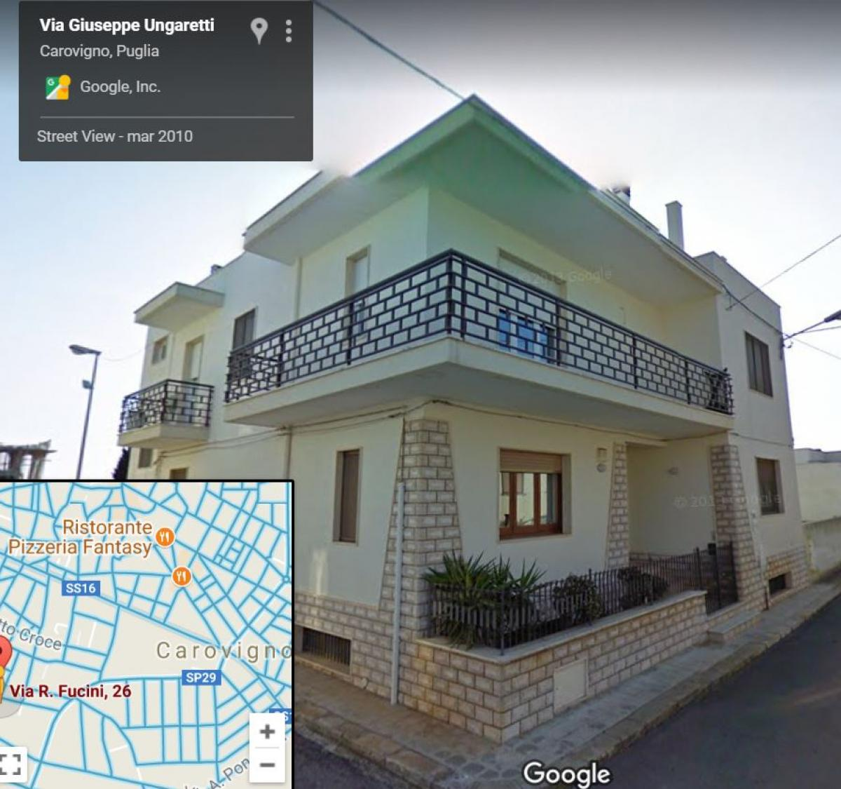 Property listed For Sale in Gallipoli, Italy