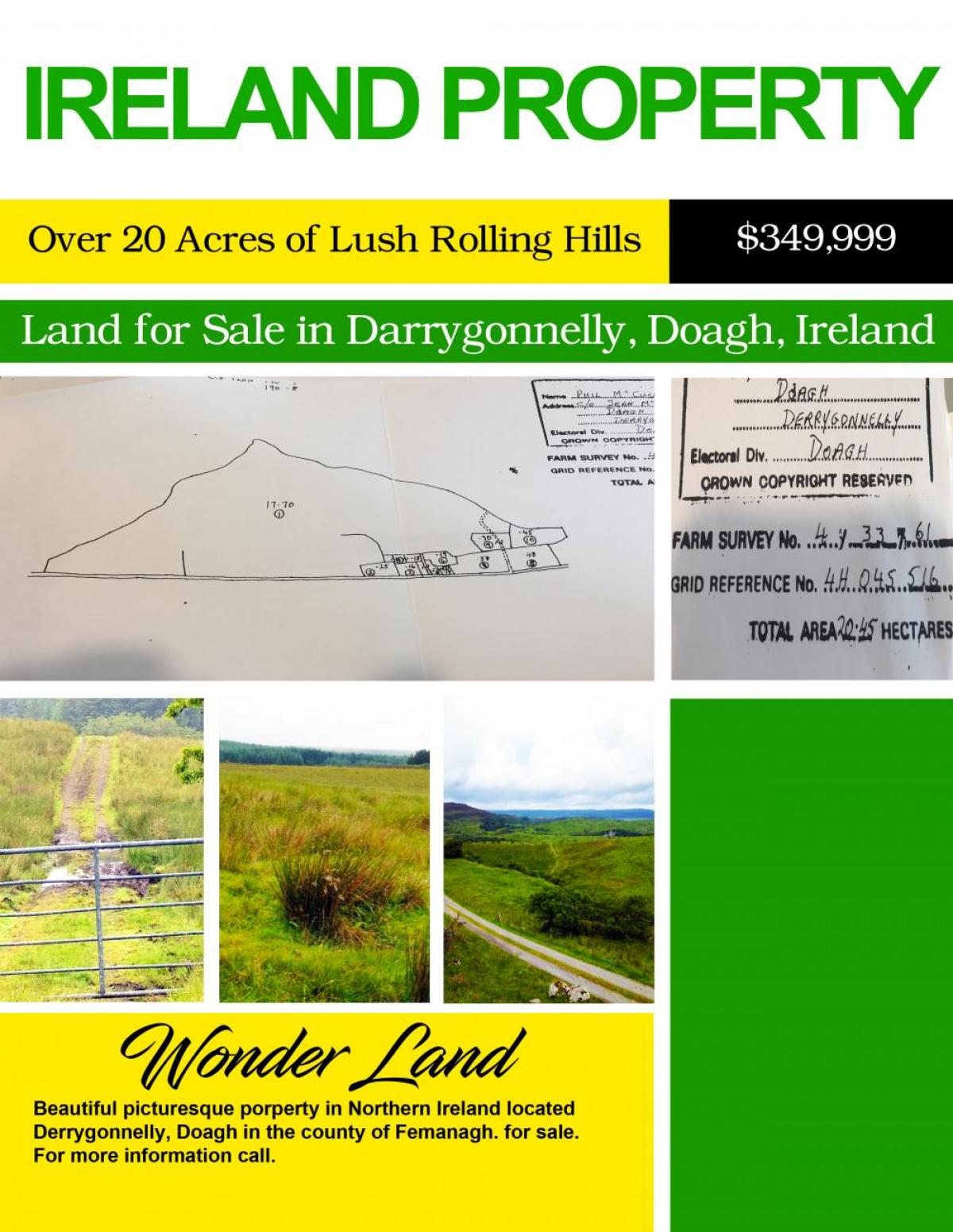 Property listed For Sale in Derrybeg, Ireland