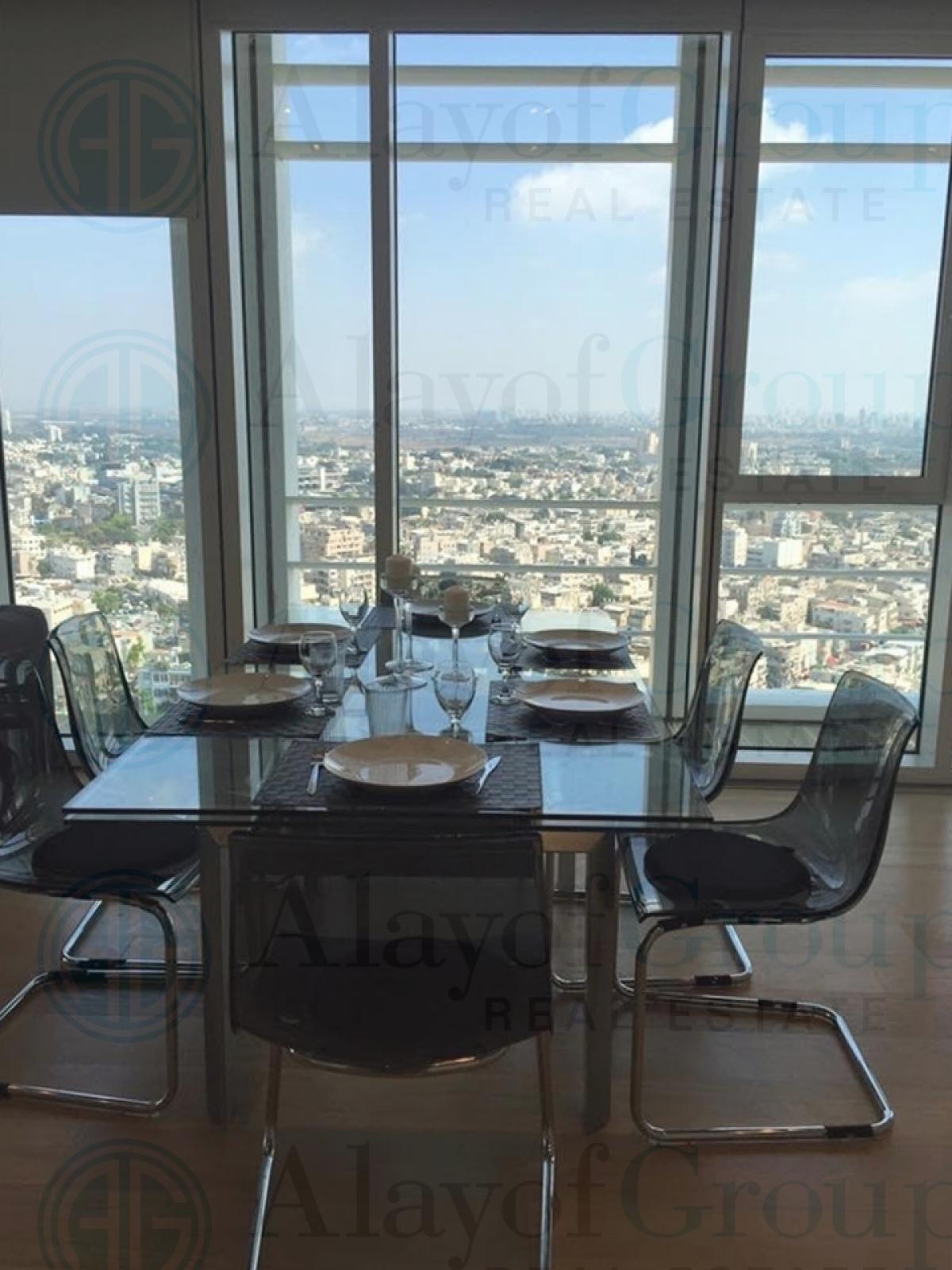 Property listed For Rent in Tel Aviv, Israel