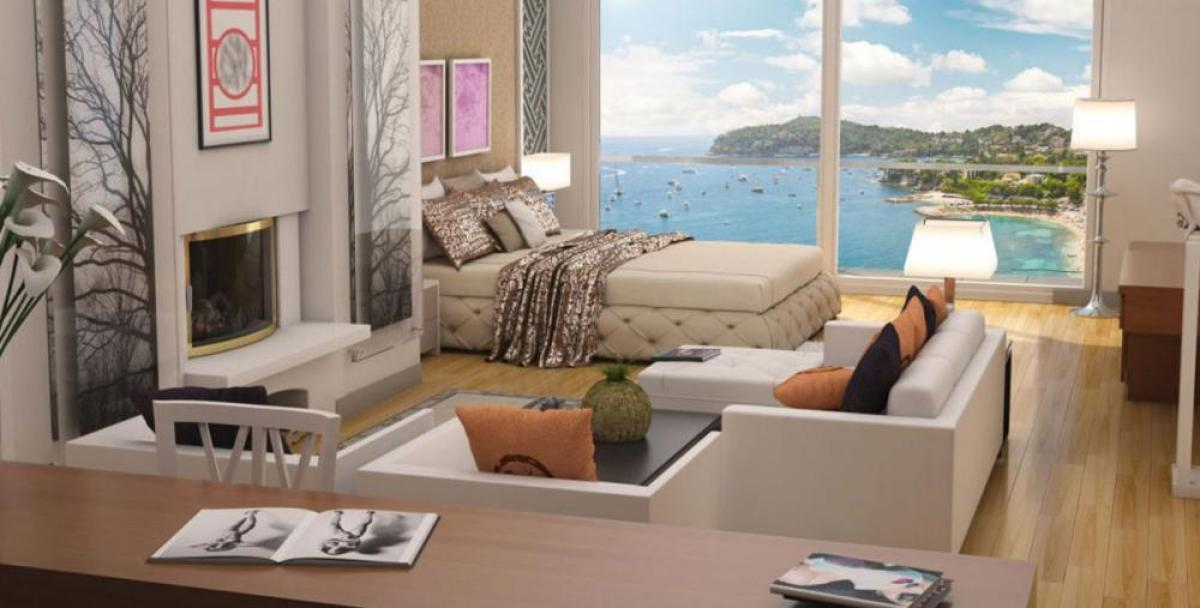 Property listed For Sale in Villefranche-sur-mer, France