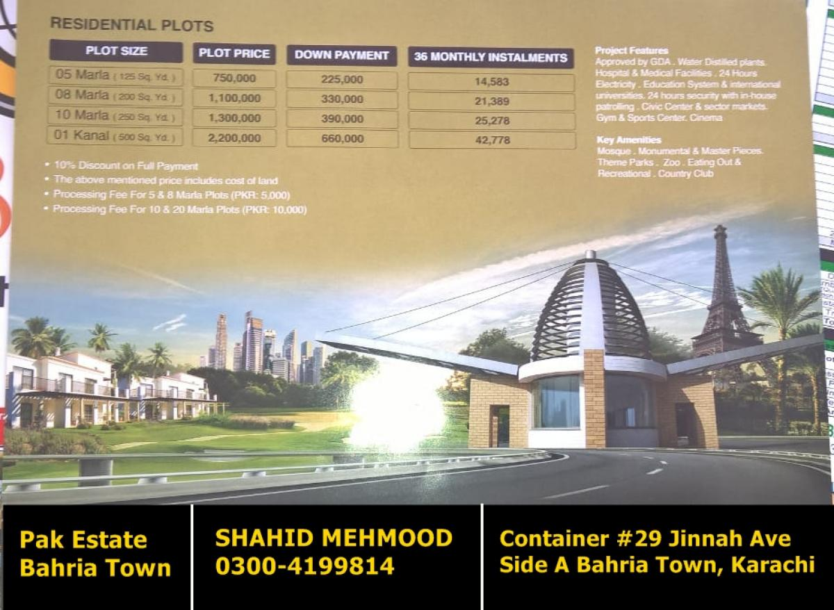 Property listed For Sale in Karachi, Pakistan