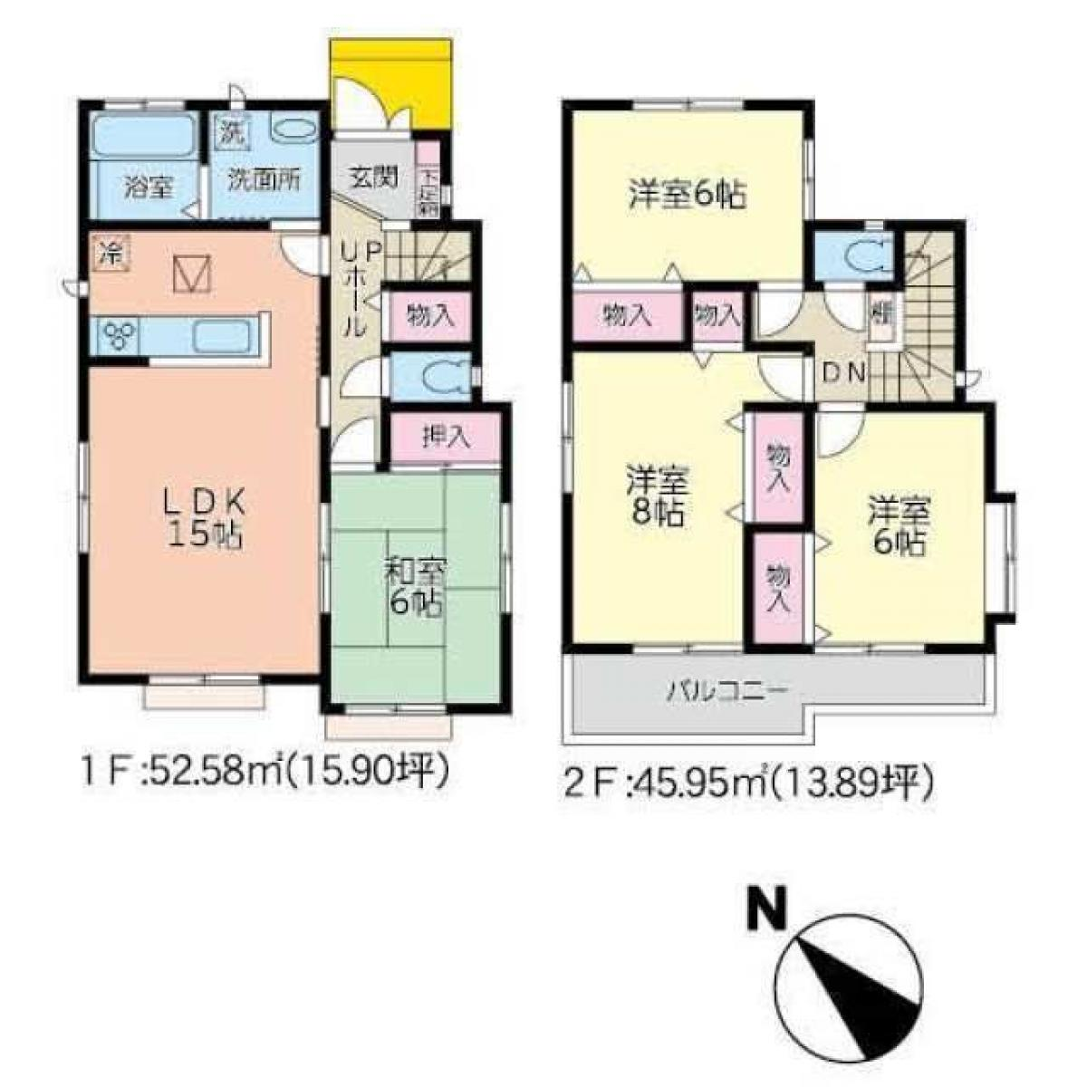 Property listed For Sale in Hino Shi, Japan