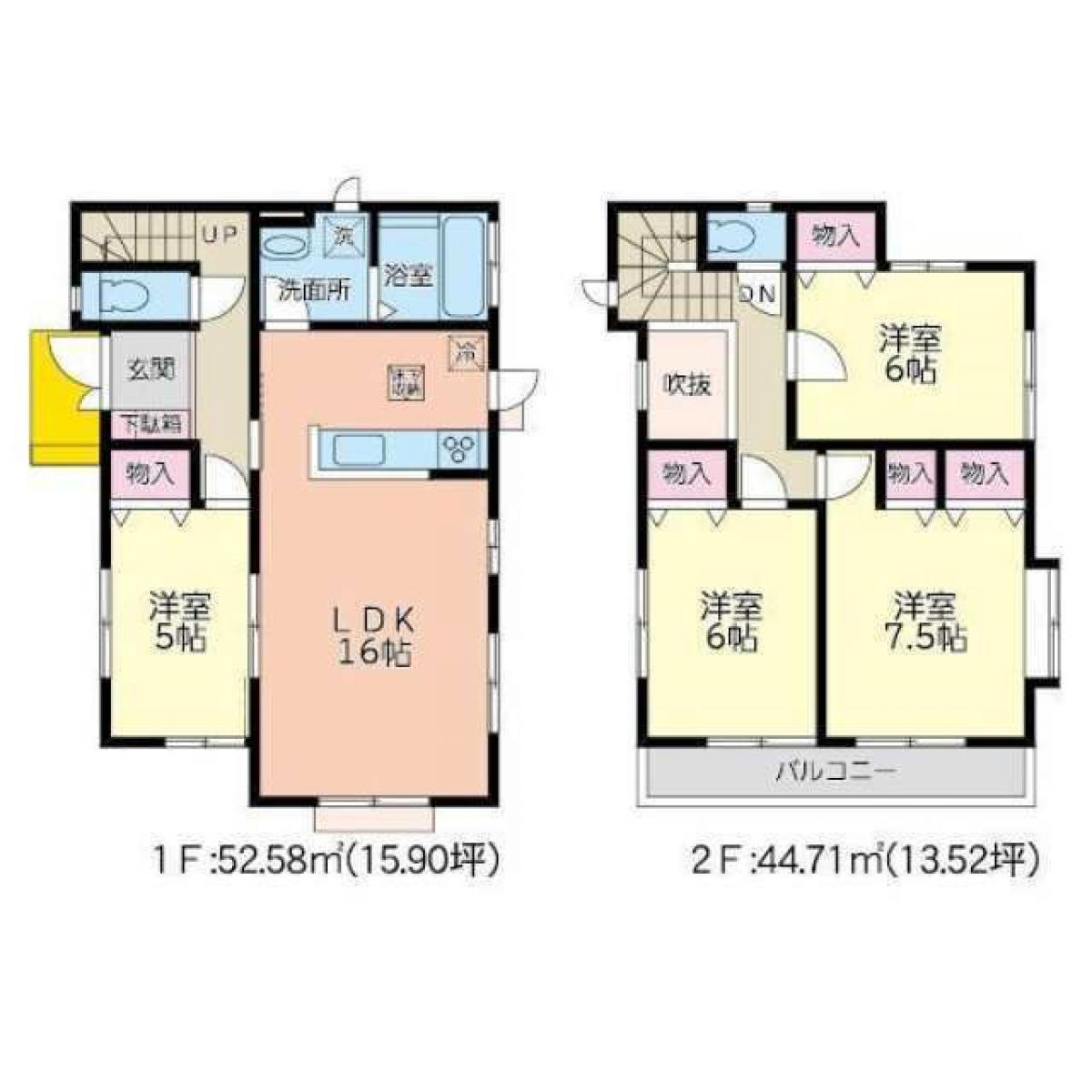 Property listed For Sale in Kashiwa Shi, Japan