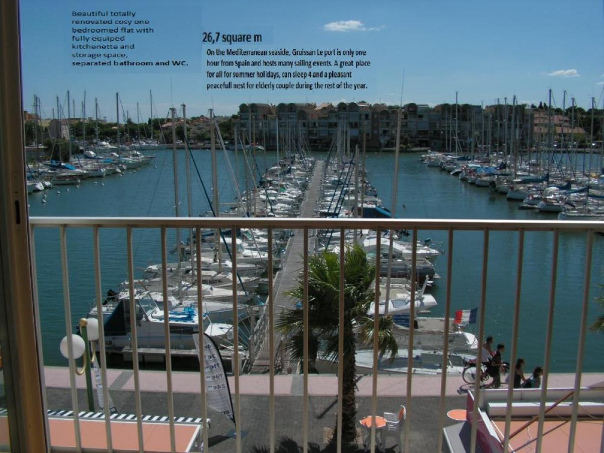 Property listed For Sale in Narbonne, France