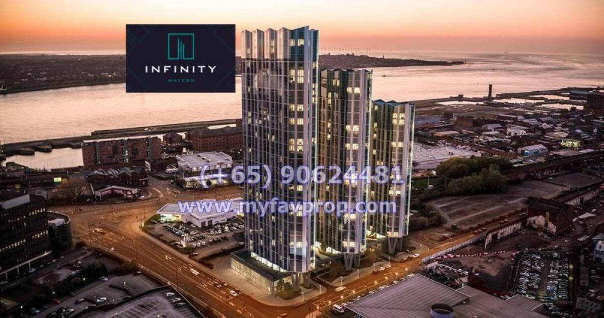 Property listed For Sale in Liverpool, England