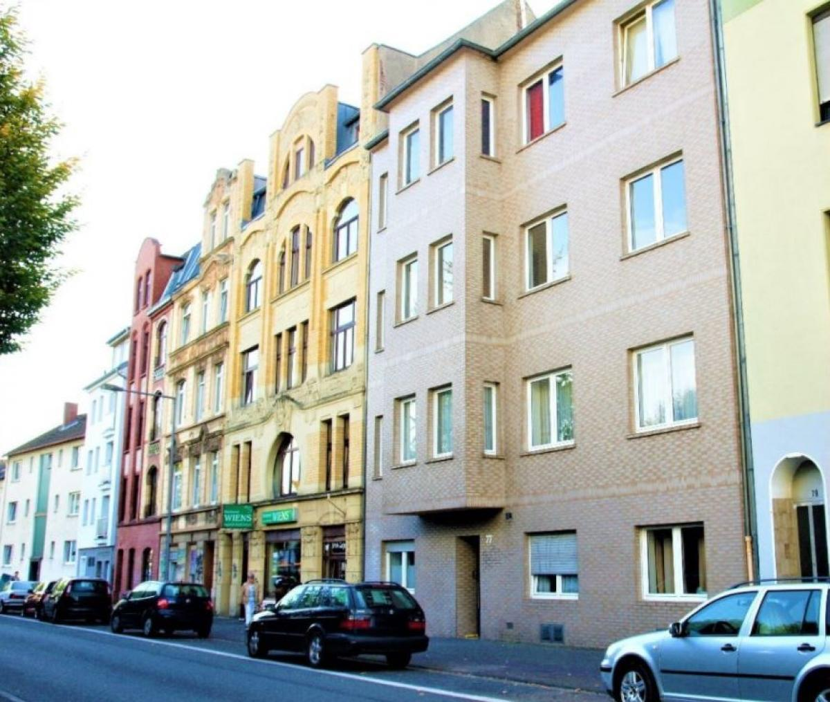 Picture of Apartment Building For Sale in Dusseldorf, North Rhine - Westphalia, Germany