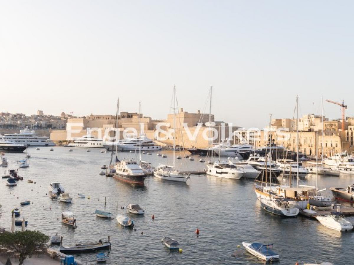 Picture of Apartment For Sale in Senglea, South Eastern Region, Malta