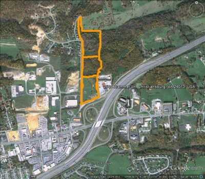 Picture of Land For Sale in Christiansburg, Virginia, United States
