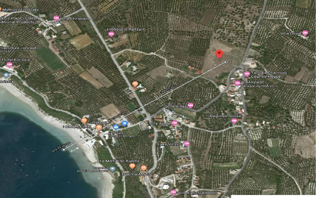 Picture of Vacation Land For Sale in Georgioupoli, Crete, Greece